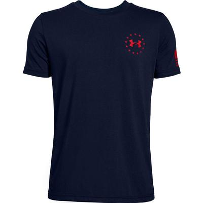 Under Armour Freedom Flag T-Shirt Boys'
