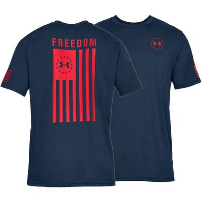Under Armour Freedom Flag T-Shirt Men's