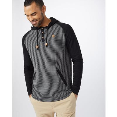Tentree Gunnison Hooded Henley Men's