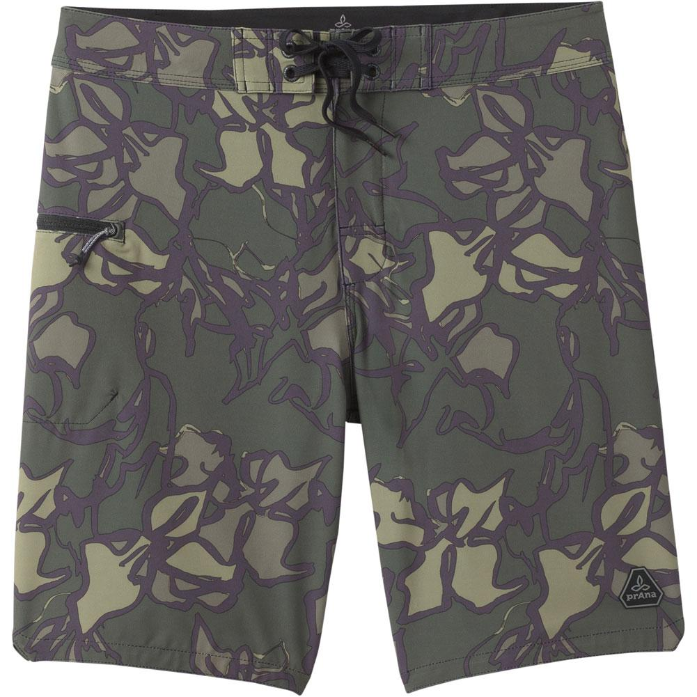 Prana Fenton 10in Boardshorts Men's