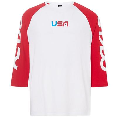 Oakley Americana Baseball Tee Men's