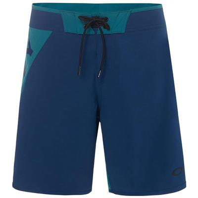 Oakley Floater Angle Block 18 Board Shorts Men's