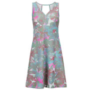 Marmot Becca Dress Women's SIENNA RED FLORAL CAMO