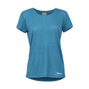 Marmot Aero Short Sleeve Shirt Women's LATE NIGHT