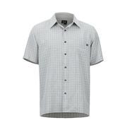 Marmot Eldridge Short Sleeve Shirt Men's GLACIER GREY