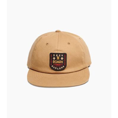 Roark Seek And Explore Strap Patch Hat Men's