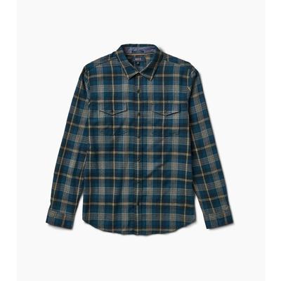 Roark The Wanch Long Sleeve Button Up Shirt Men's