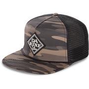 Dakine Classic Diamond Trucker Hat FIELD CAMO