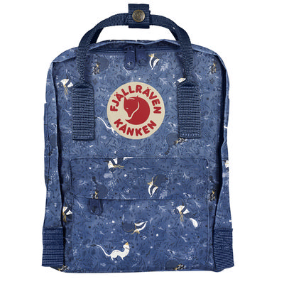 Fjallraven Kanken Art Mini Backpack