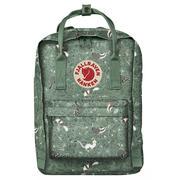 Fjallraven Kanken Art Laptop 13 Bag GREEN FABLE