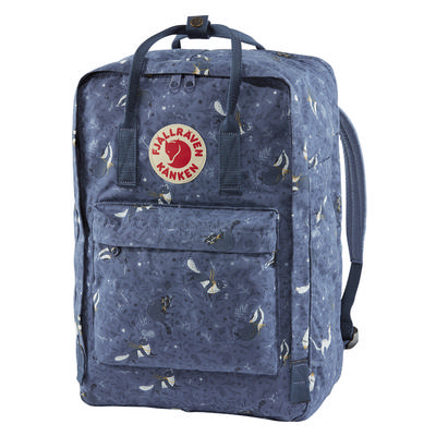 Fjallraven Kanken Art Laptop 17 Backpack