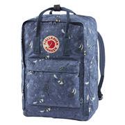 Fjallraven Kanken Art Laptop 17 Backpack BLUE FABLE