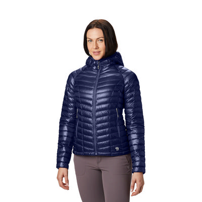 Mountain Hardwear Ghost Whisperer Down Hooded Jacket Women's