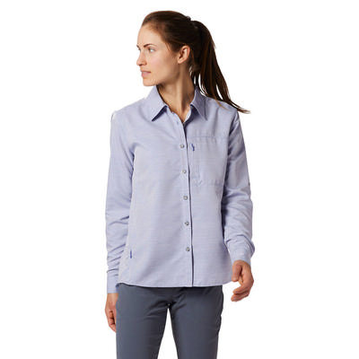 Mountain Hardwear Canyon Long-Sleeve Shirt Women's