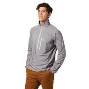 Mountain Hardwear Kor Preshell Pullover Men's MANTA GREY