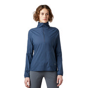 Mountain Hardwear Kor Preshell Pullover Women's ZINC