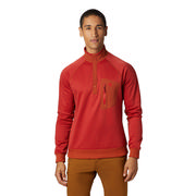 Mountain Hardwear Norse Peak Half-Zip Pullover Men's RACER