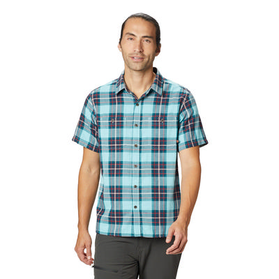 Mountain Hardwear Sinks Canyon Short-Sleeve Shirt Men's