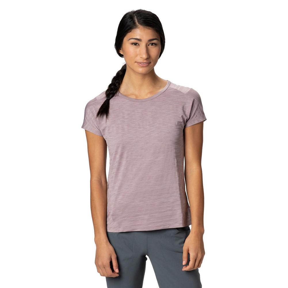 3411e3803ef3 Mountain Hardwear Mighty Stripe Short-Sleeve T-Shirt Women's DAZE ...