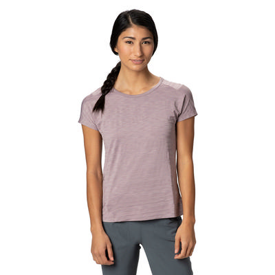 Mountain Hardwear Mighty Stripe Short-Sleeve T-Shirt Women's