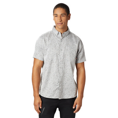 Mountain Hardwear Mount Adams Short-Sleeve Shirt Men's