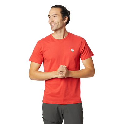 Mountain Hardwear Logo Short-Sleeve T-Shirt Men's