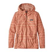 Patagonia Bajadas Hoody Women's TRADEWINDS SMALL: SUNSET ORANGE