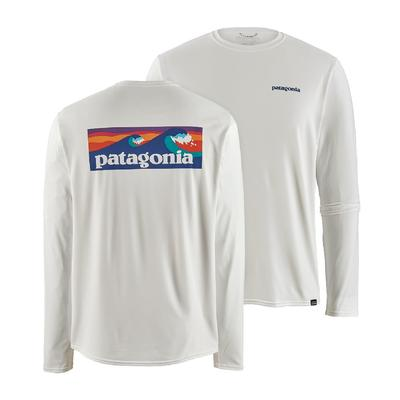 Patagonia Long Sleeve Capilene Cool Daily Graphic Shirt Men's