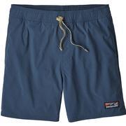 Patagonia Stretch Wavefarer Volley Shorts 16 Inch Men's STONE BLUE