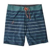 Patagonia Stretch Planing Boardshorts 19 Inch Men's BUCKLAND: STONE BLUE