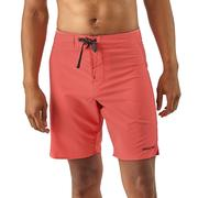 Patagonia Stretch Hydropeak Boardshorts 18 Inch Men's SPICED CORAL