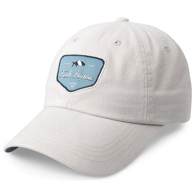 Fish Hippie Shield Sport Cap Men's