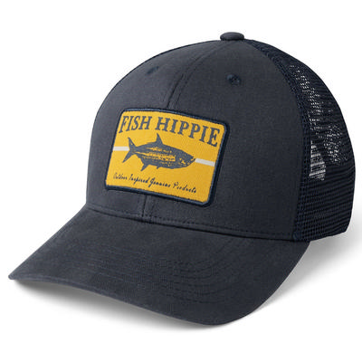 Fish Hippie Genuine Tarpon Trucker Cap Men's