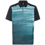 Oakley Ace Golf Polo Short-Sleeve Men's Blackout