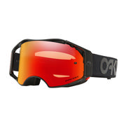 Oakley Airbrake MX Goggles FACTORY PILOT BLACKOUT/PRIZM MX TORCH IRIDIUM