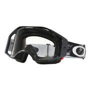Oakley Airbrake MX Goggles JET BLACK SPEED/CLEAR
