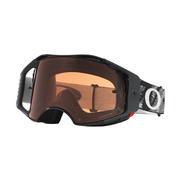 Oakley Airbrake MX Goggles JET BLACK/PRIZM MX BRONZE
