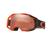 Oakley Airbrake MX Goggles RYAN DUNGEY SS FASTLINES ORNG GRY/PRIZM MX BK IRDM