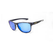 Peppers Gail Force Sunglasses BLUE TORTOISE FADE/BROWN OCEAN BLUE MIRROR