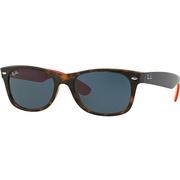 Ray Ban New Wayfarer Sunglasses MATTE HAVANA/GREY