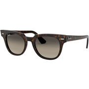 Ray Ban Meteor Sunglasses HAVANA/CLEAR GRADIENT GREY