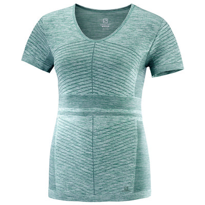 Salomon Elevate Move'On Short Sleeve Tee Women's