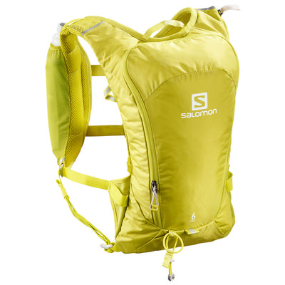 Salomon Agile 6 Set Running Hydration Vest