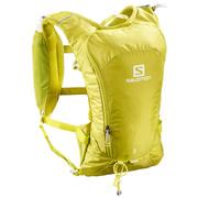 Salomon Agile 6 Set Running Hydration Vest CITRONELLE/SULPHUR SPRING