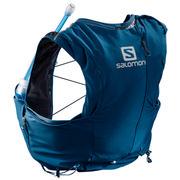 Salomon Advanced Skin 8 Set Running Hydration Pack Women's POSEIDON/NIGHT SKY