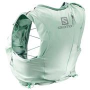 Salomon Advanced Skin 8 Set Running Hydration Pack Women's YUCCA/CANTON