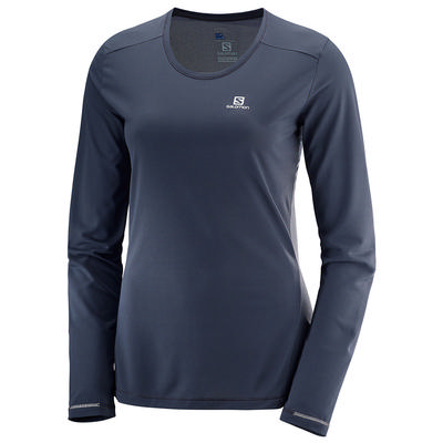 Salomon Agile Long Sleeve Tee Women's