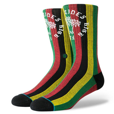 Stance High Fives Crew Socks Men's