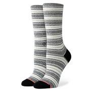 Stance Choice Crew Socks Women's BLACK