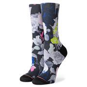 Stance Splendid Crew Socks Women's BLACK